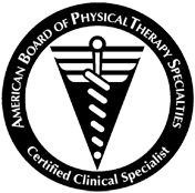 board certified physical therapy clinical specialist